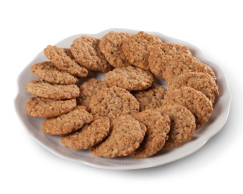 Black Walnut Oatmeal Cookies
