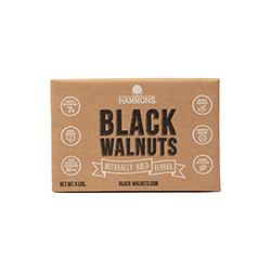 Fancy Large Black Walnuts 5lb Box